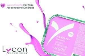 Lycon Hot Wax precision waxing